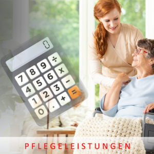 Pflegeleistungen Pflegegeld Pflegegeldrechner Pflegedienst